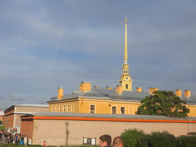 Peter Paul Fortress (1)